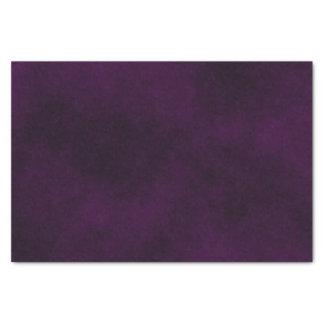 "Smokey Aubergine Purple 10"" X 15"" Tissue Paper"