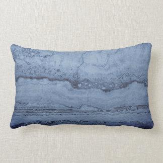 Smokey Blue granite Lumbar Pillow