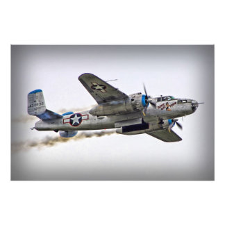 Smokey Bomber Photo Print