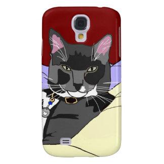 Smokey Cat iPhone Case