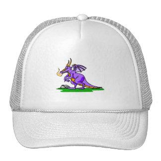 Smokey el dragón gorras