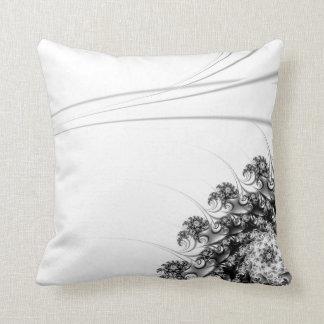 Smokey Eyed Throw Pillow