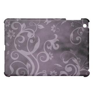 Smokey Floral Dreams Purple  Case For The iPad Mini