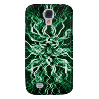 Smokey Forest Emerald dust Galaxy S4 Cases