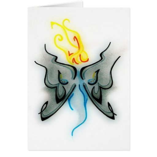 Smokey Greeting Card