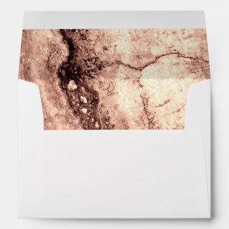 Smokey grey Granite Envelope