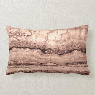 Smokey grey Granite Lumbar Pillow