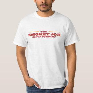 Smokey Joe Sauces la camiseta Poleras