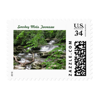 Smokey Mnts. Tennessee Stamps
