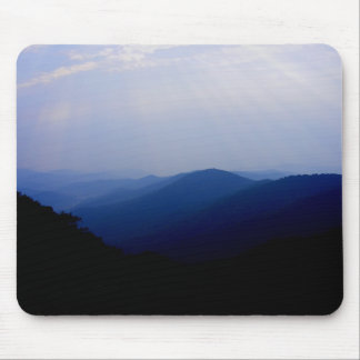 Smokey Mountain Morning Mouse Pad