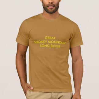smokey mountain song book T-Shirt