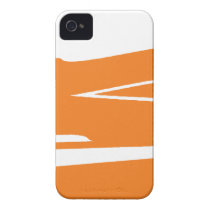 Smokey Orangesicle iPhone 4 Case