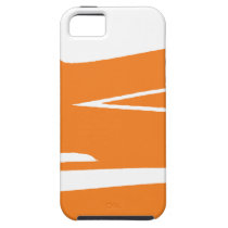 Smokey Orangesicle iPhone SE/5/5s Case