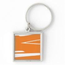 Smokey Orangesicle Keychain