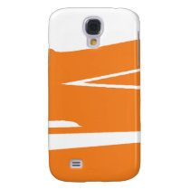 Smokey Orangesicle Samsung S4 Case