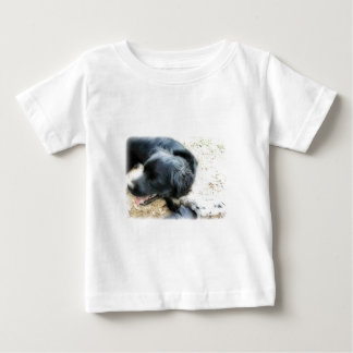 Smokey Orton Style Photo Baby T-Shirt