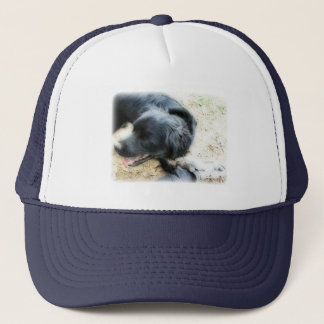 Smokey Orton Style Photo Trucker Hat