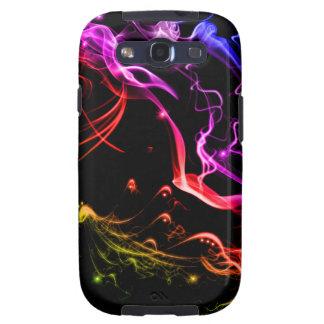 Smokey Rainbow Samsung Galaxy S Case Samsung Galaxy SIII Cases