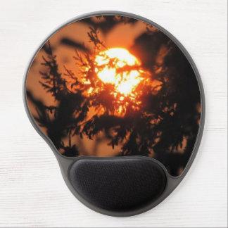 Smokey Sun Gel Mousepad