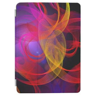 Smokey Swirls iPad Air Cover