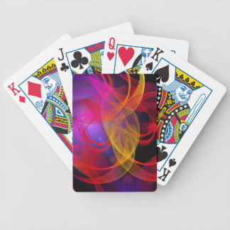 Smokey Swirls Deck Of Cards