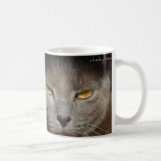 Smokey the Cat mug