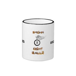 Smokin 8 Ballz Coffee Mug
