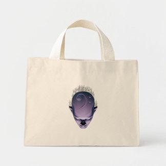Smokin' Bass Head Mini Tote Bag