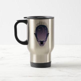 Smokin' Bass Head Coffee Mug