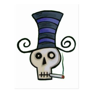 Smokin Bones Postcard
