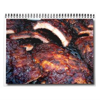 Smokin' Calendar