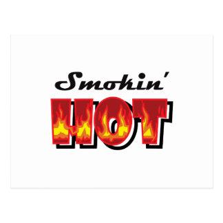 SMOKIN CALIENTE TARJETAS POSTALES
