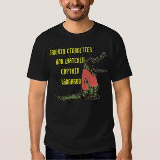 smokin cigarettes ... shirt