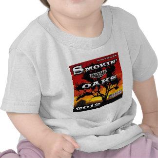 Smokin en los robles 2012 productos camisetas
