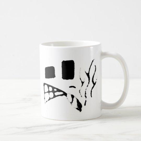 Smokin Face Coffee Mug