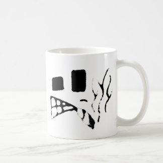 Smokin hace frente tazas de café