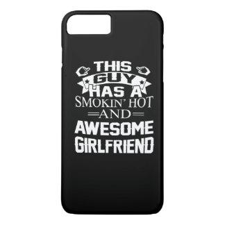 Smokin Hot & Awesome Girlfriend iPhone 7 Plus Case