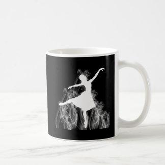 Smokin' Hot Ballerina Dancer Coffee Mug
