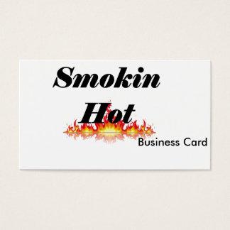 Smokin Hot Business Card