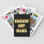 Smokin' Hot Mama Card Deck
