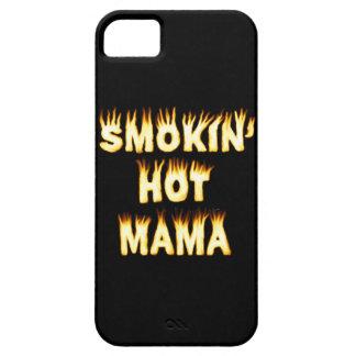 Smokin' Hot Mama iPhone 5 Case