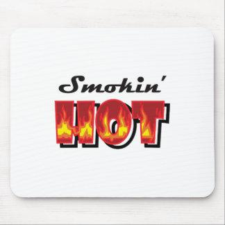 SMOKIN HOT MOUSE PAD
