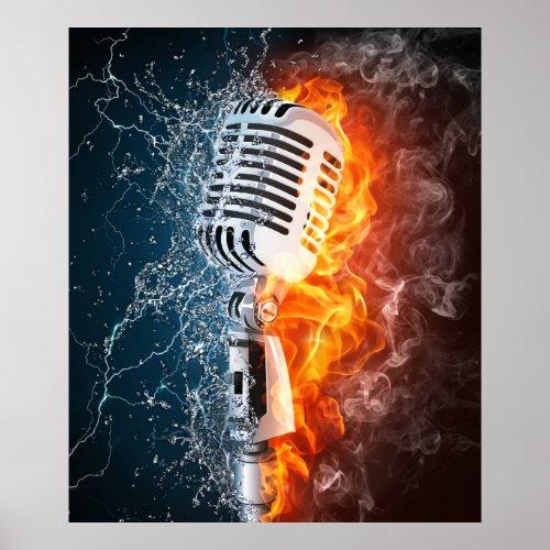 Smokin' Hot Music Posters