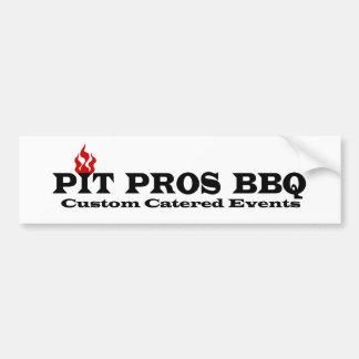 Smokin in the Oaks 2012 Products Bumper Sticker