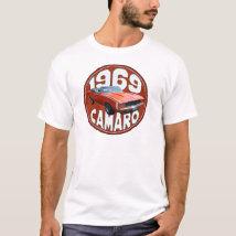 Smokin Orange 1969 Camaro SS Rag Top