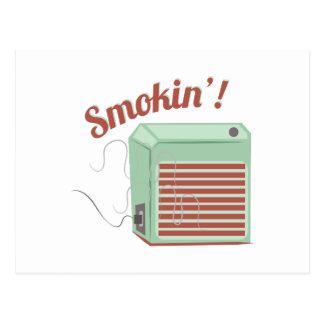 Smokin Postcard