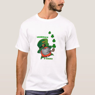 Smokin' Shamrock O'Bama T-shirt