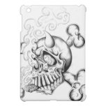 Smokin Skull iPad Mini Covers
