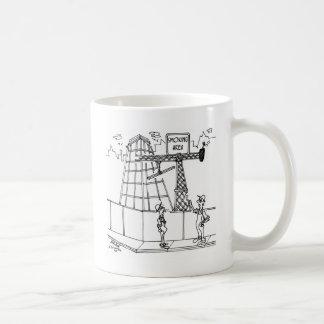 Smoking Area Coffee Mug