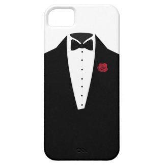 smoking blanco negro del caso del iPhone 5 para iPhone 5 Protector